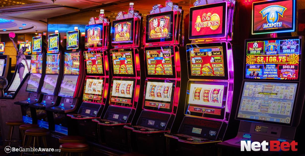Common Slot Machine Myths That You Shouldn't Believe - NetBet UK