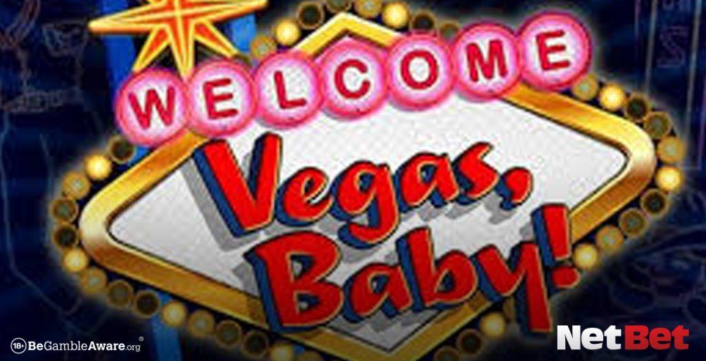 welcome vegas baby slot