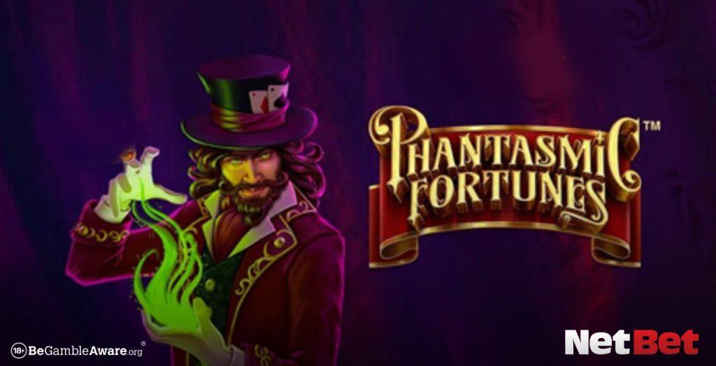 Phantasmic Fortunes slot game review