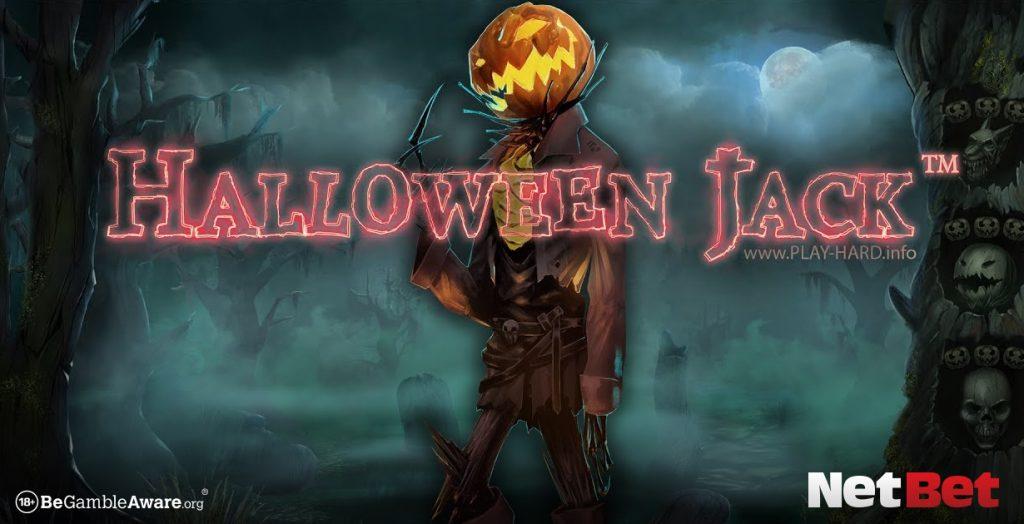 Enjoy Halloween Jack, one of the best Halloween slots of 2020
