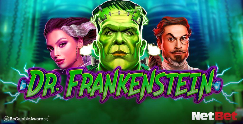 Play Dr Frankenstein Halloween slot today