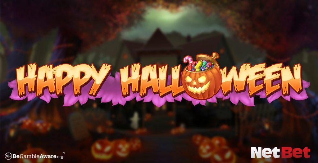 Enjoy Happy Halloween slot game