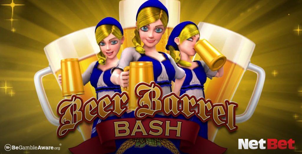 Beer Barrel Bash Oktoberfest slots