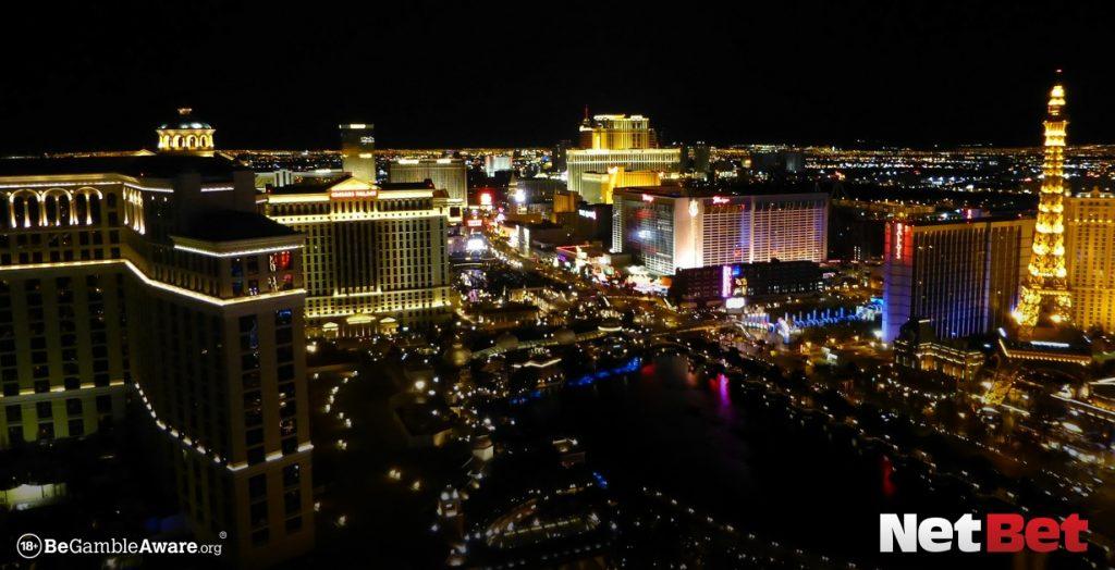 Casinos in US las vegas