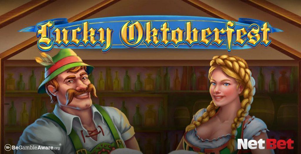 Lucky oktoberfest slot game