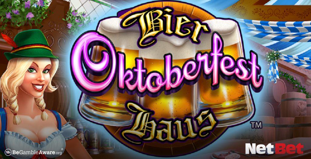 Bier Oktoberfest Haus slot game