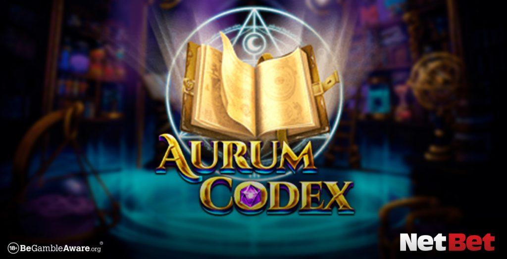 Aurum Codex slot game review