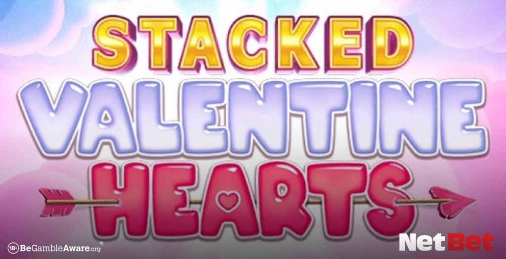 Stacked Valentine Hears slots