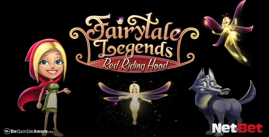Enjoy the most wonderfull fairytale themed slots here at NetBet Casino